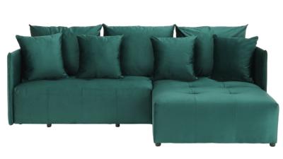 Coltar extensibil Leny Verde Smarald