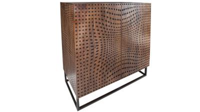 Dulap din lemn de mango Invicta Interior Illusion