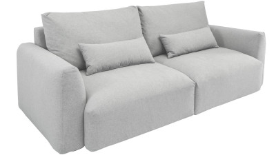 Canapea cu 3 locuri Invicta Interior Hamptons Grej