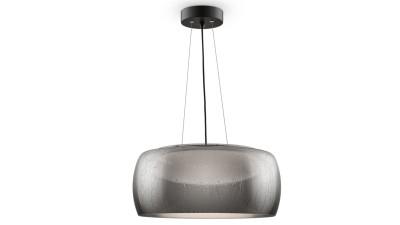 Lustra LED Maytoni Solen Fumuriu - Ø50 cm