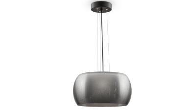 Lustra LED Maytoni Solen Fumuriu - Ø40 cm