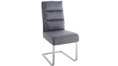 Scaun Cantilever Invicta Interior Comfort Vintage Grey