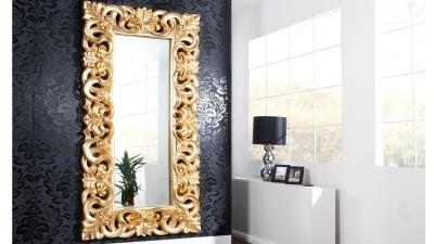 Oglinda Invicta Interior Infinity Venice Gold - 90x180 cm