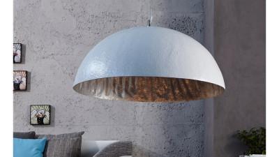 Lustra Invicta Interior Glow Alb Silver - Ø50 cm