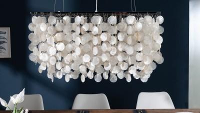 Lustra Invicta Interior Shell Reflections - 80 cm
