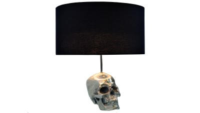 Veioza Invicta Interior Skull - inaltime 44 cm