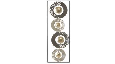 Decoratiune perete Mauro Ferretti Ring - 89,5x31 cm