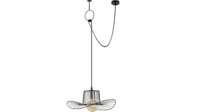 Pendul Lara Negru - Ø38 cm II