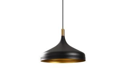 Pendul Acireale Negru/Gold