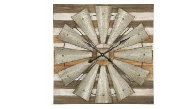 Ceas de perete Mauro Ferretti Mulino - Ø80 cm