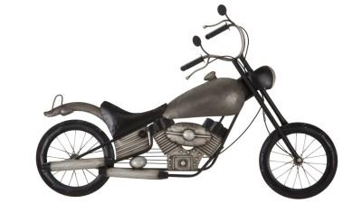 Decoratiune perete Mauro Ferretti Motorbike Dark - 103x69 cm