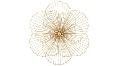 Decoratiune perete Mauro Ferretti Flower Stick - 58,5x55 cm