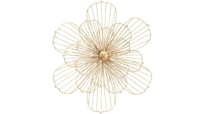 Decoratiune perete Mauro Ferretti Flowery Stick - 60x54 cm