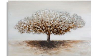 Tablou Mauro Ferretti Tree Alluminium A - 120x80 cm