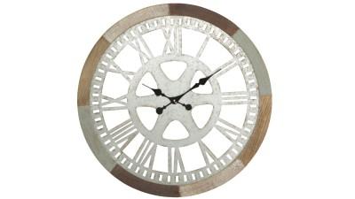 Ceas de perete Mauro Ferretti Gear - Ø71 cm