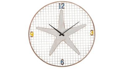 Ceas de perete Mauro Ferretti Starfish - Ø57 cm