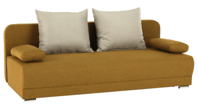 Canapea extensibila Zaca Mustar